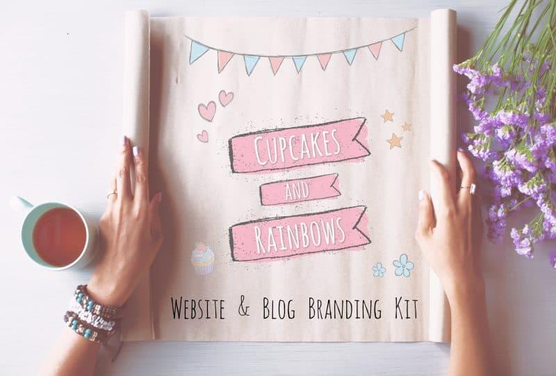 website branding, branding kit, blog branding kit, done for you content, plr for coaches, dfy content for female entrepreneurs