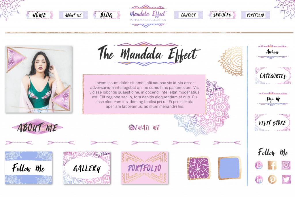 branding kit, blog branding kit, done for you content, plr for coaches, dfy content for female entrepreneurs