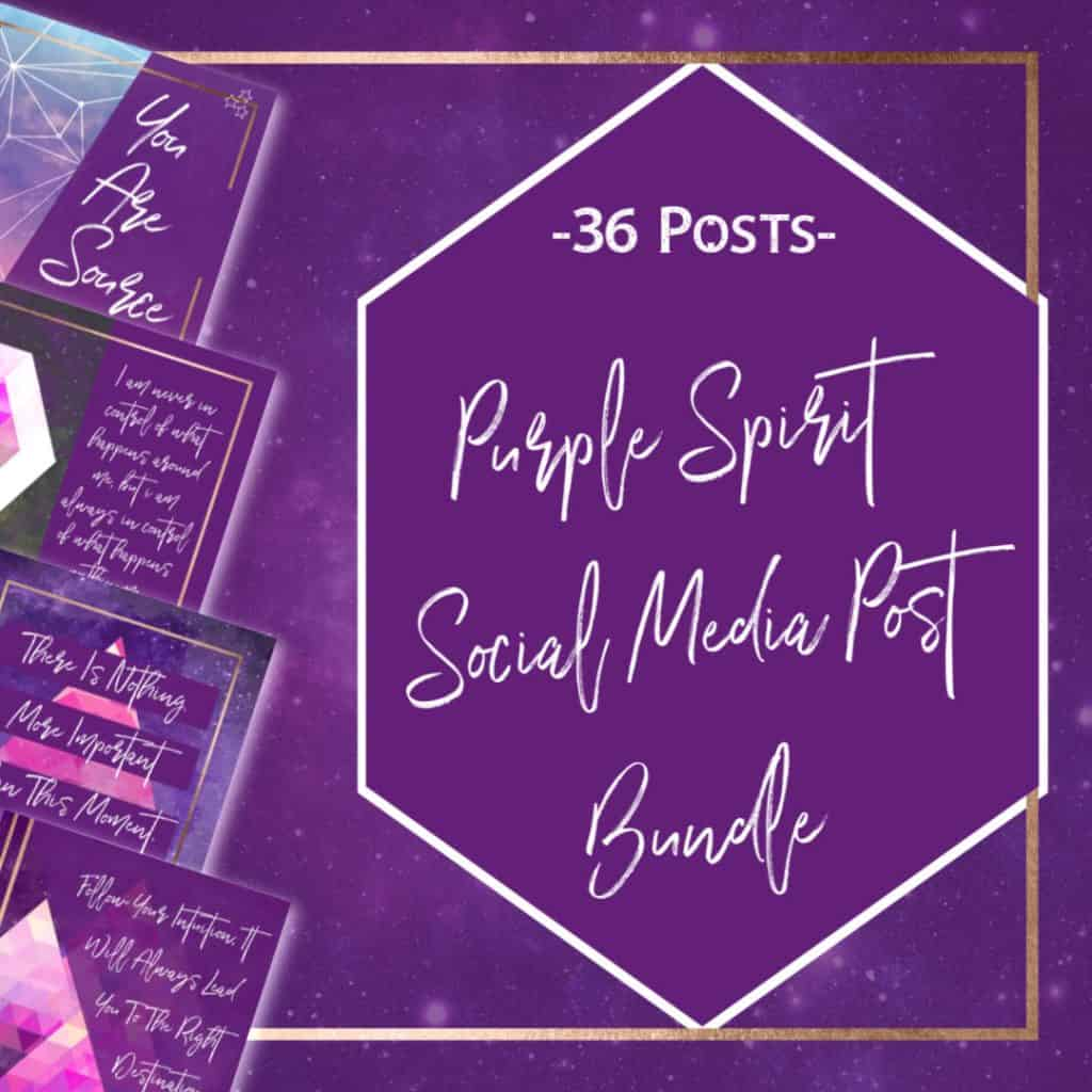 social media posts, social media quotes, spiritual quotes, done for you social media posts