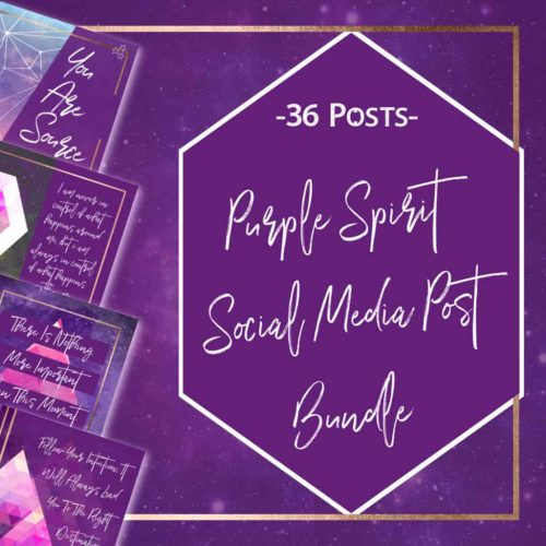 social media posts, social media quotes, spiritual quotes, done for you social media posts