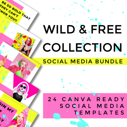 Canva templates, canva templates for sales, canva template shop