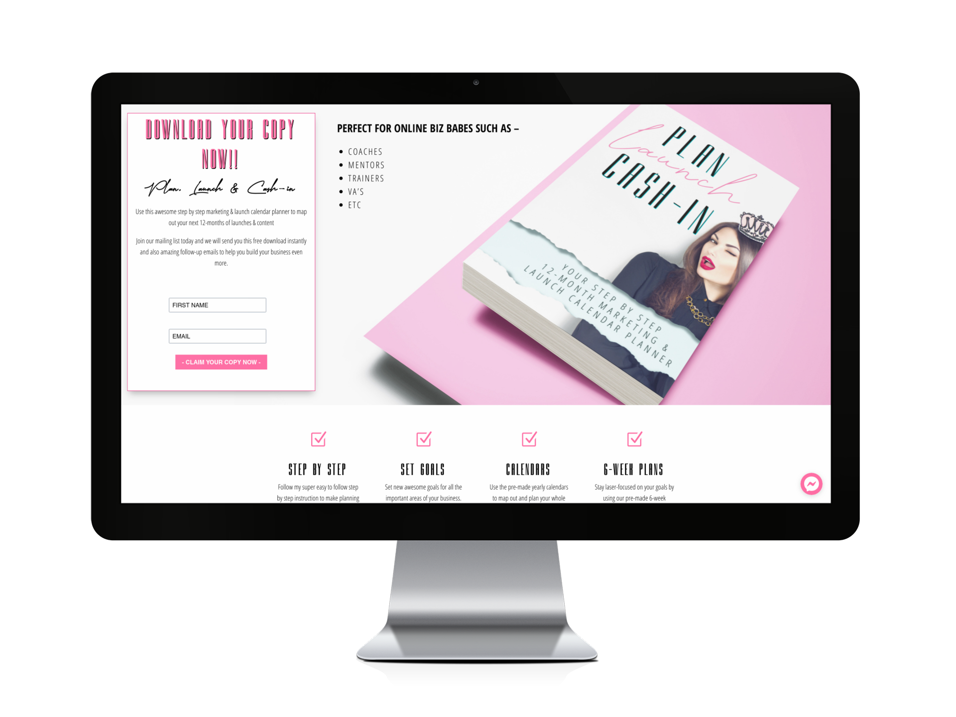 8 Tips To Creating Landing Pages That Convert 1