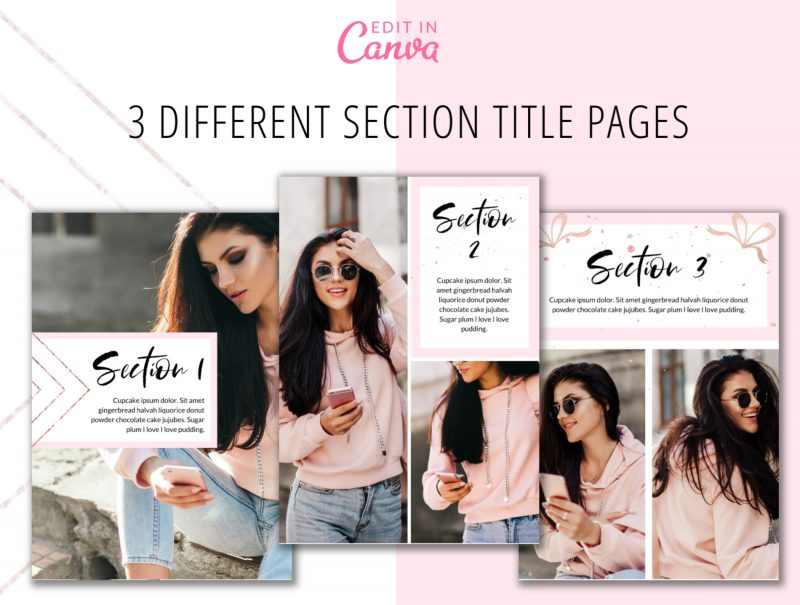 Canva templates, canva templates for sales, canva template shop, client welcome kit, coaching tools