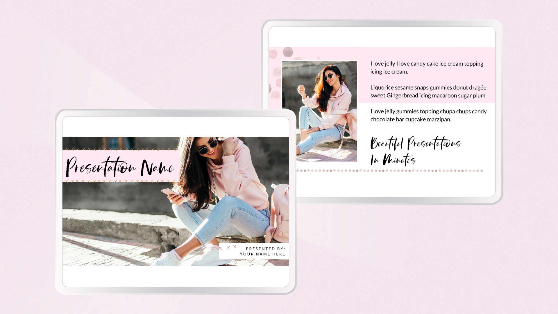 Diva Dior Slide Deck Canva Template - Diva Dior 18