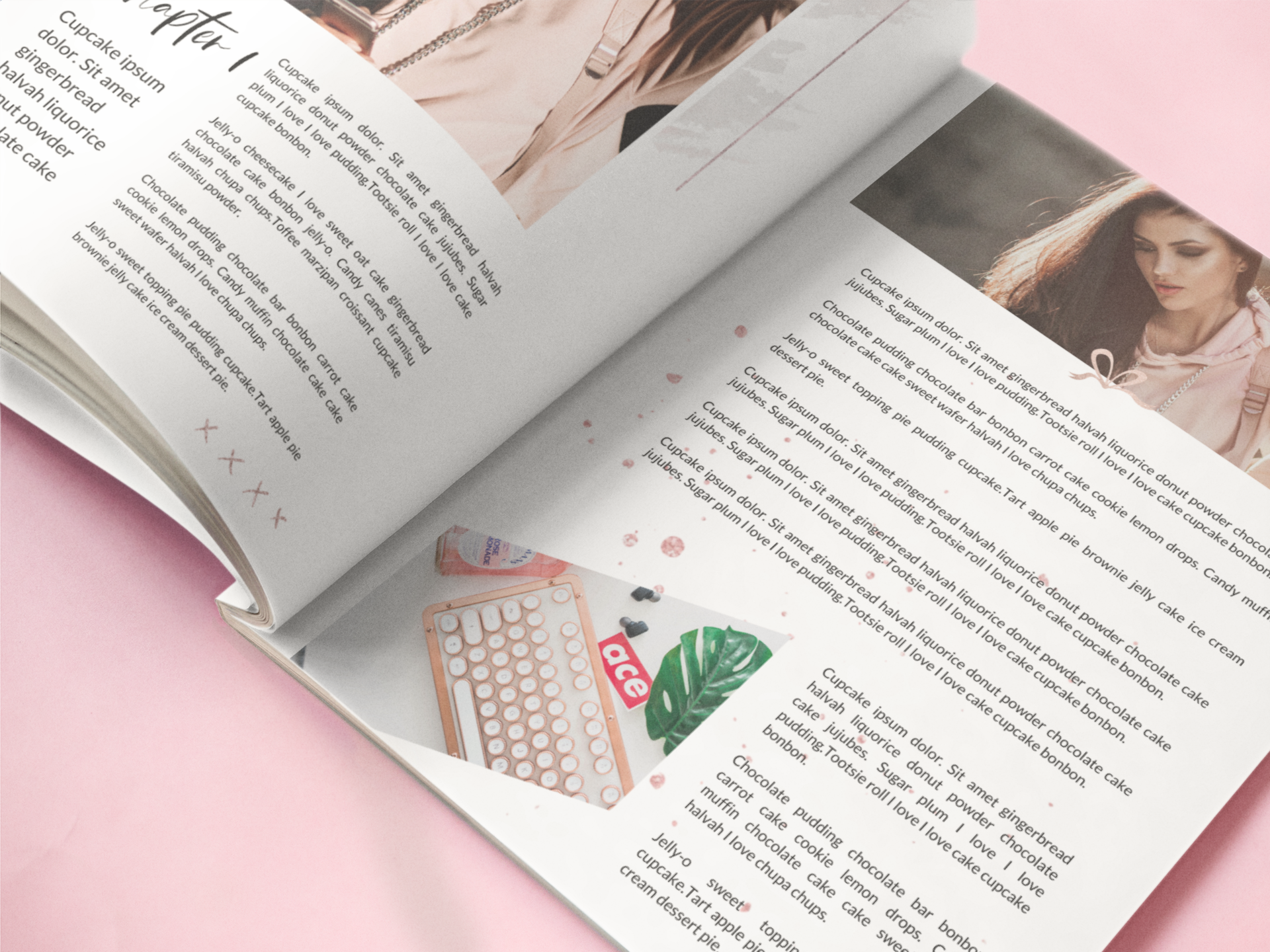 Canva Ready Ebook Template - Diva Dior 12