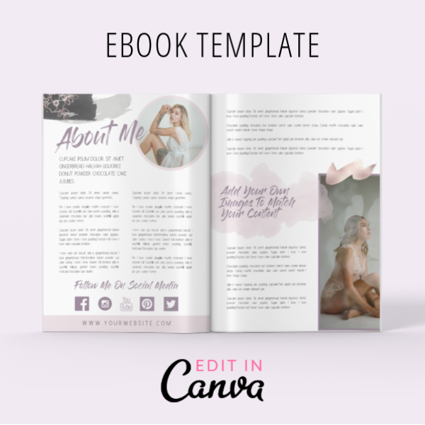 Canva templates, canva templates for sales, canva template shop, canva ebook template, coaching tools