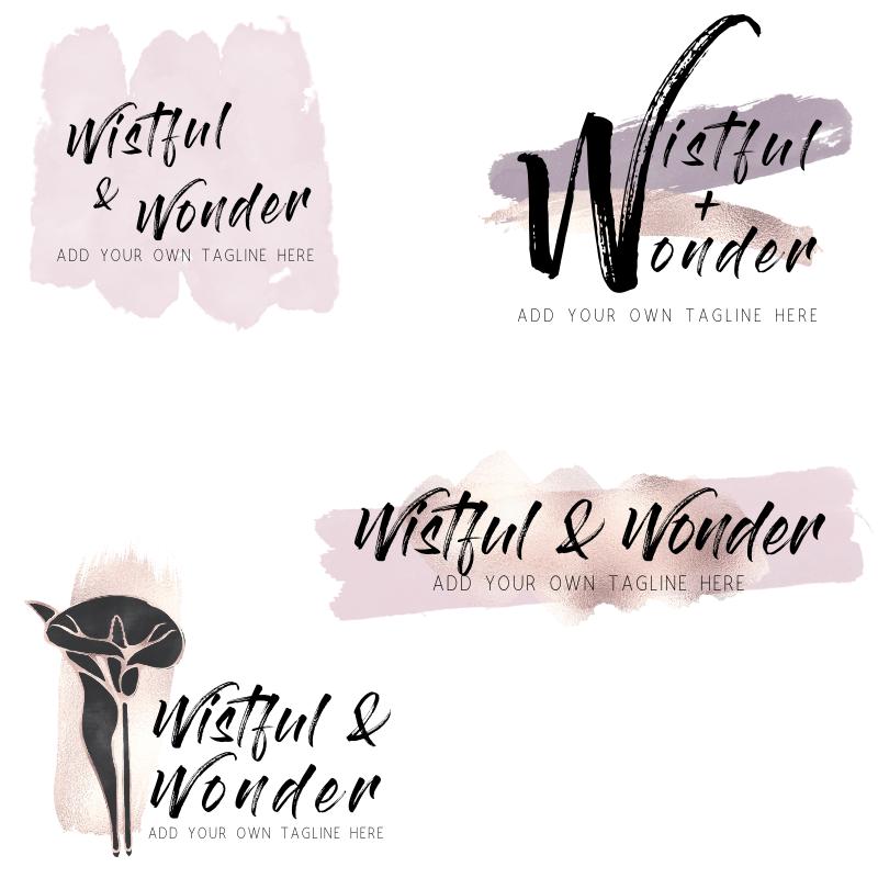 Wistful & Wonder Mega Canva Template Bundle 53