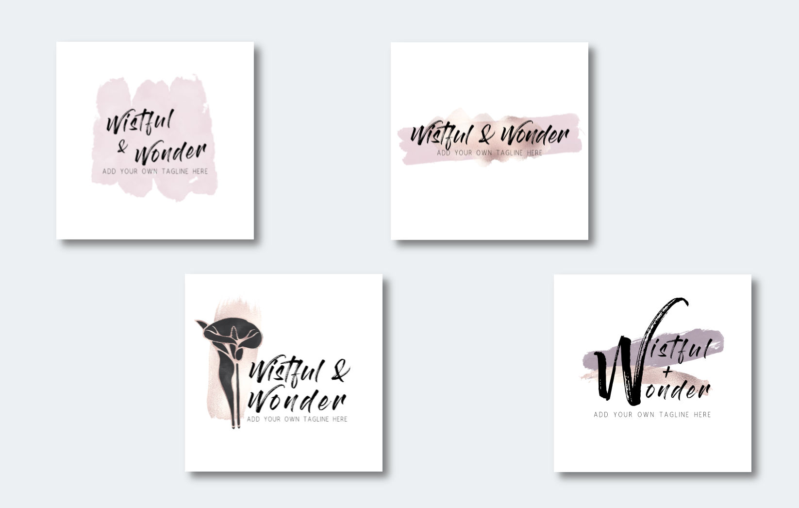 Wistful & Wonder Mega Canva Template Bundle 18