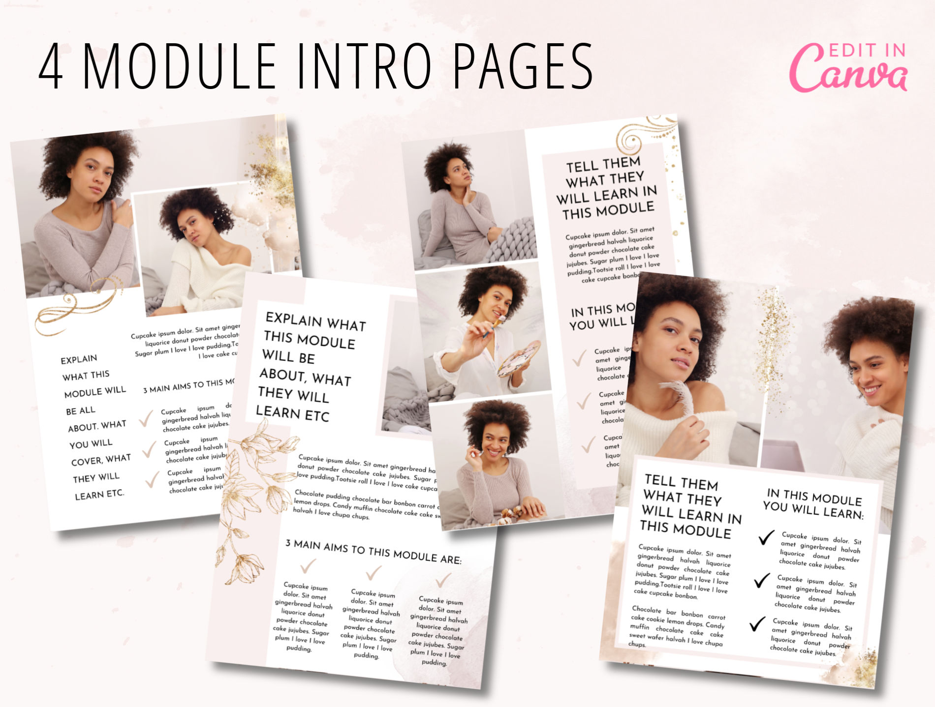 canva workbook template for sales