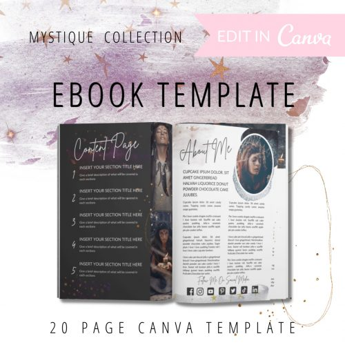 CANVE EBOOK TEMPLATE