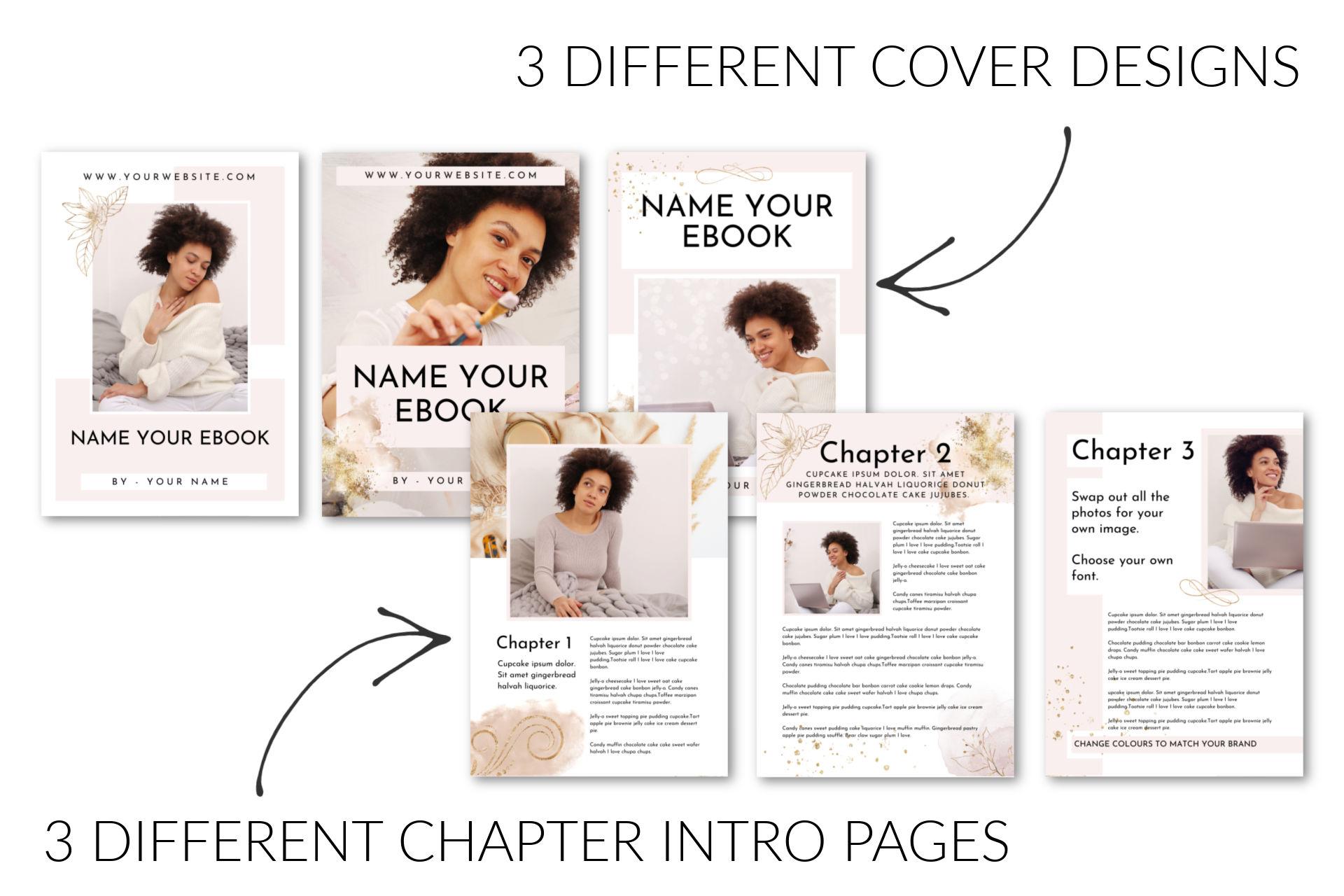 canva ebook template for sale