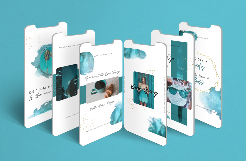 buy canva templates for social media