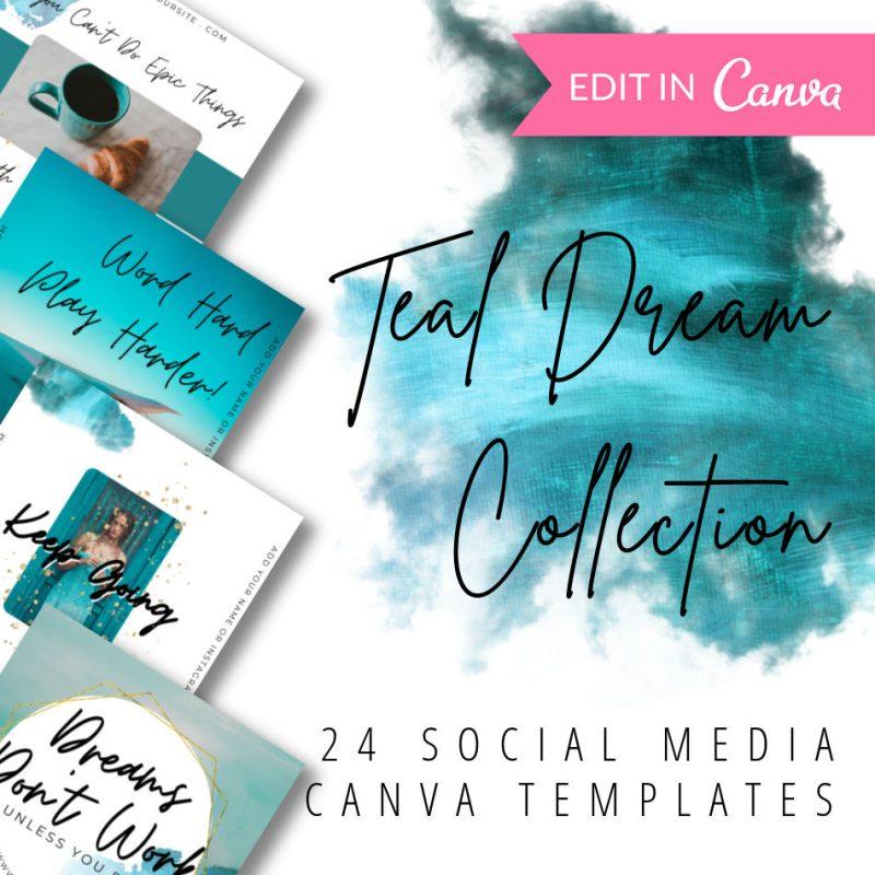 Canva Social Media Temaples