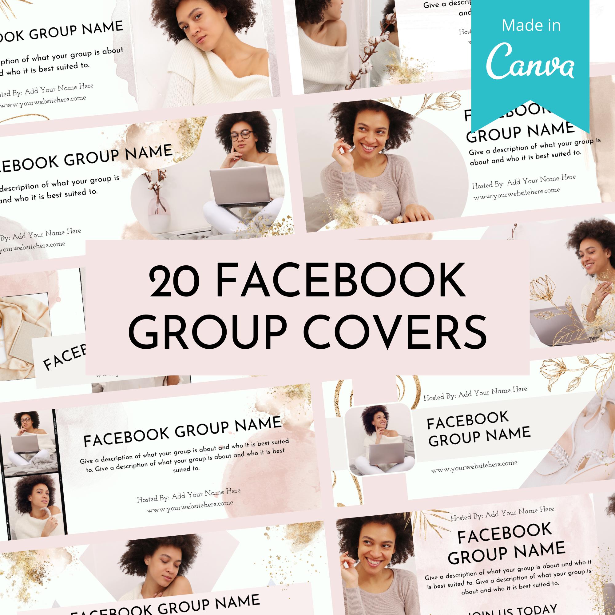 canva facebook templates