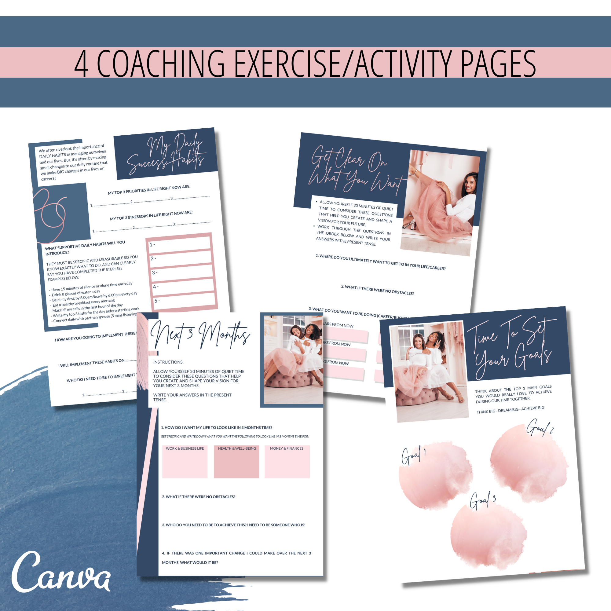 canva templates for business