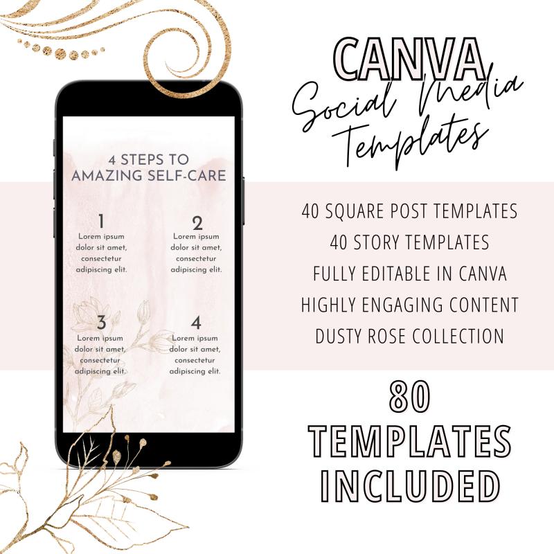 canva story templates