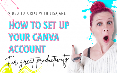 How To Set Up Your Canva Account – For great productivity