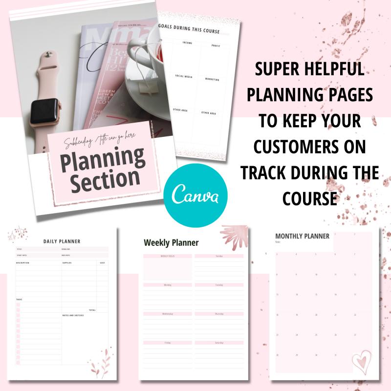 workbook for course creators