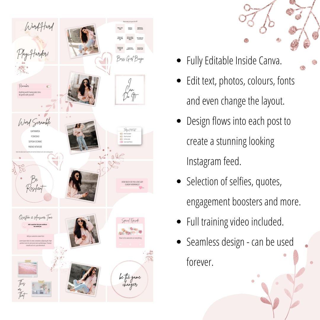 canva instagram templates